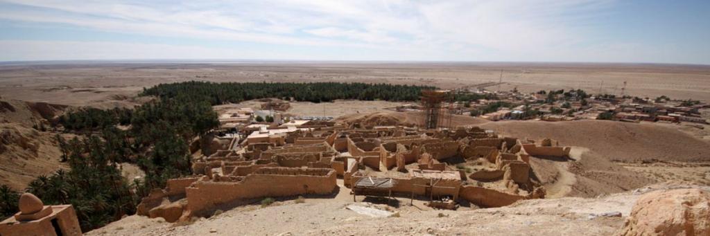 Rovine Tunisia