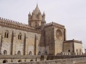 evora cathedral 2015