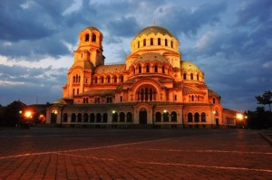 Alexandr-Nevski-Cathedral-in-Sofia-Bulgaria 2016