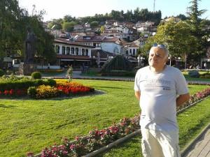 Franco Luigi Tenca pensionato in Bulgaria 2016