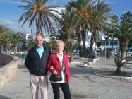 Pensionati italiani che hanno scelto di vivere all'estero : Tunisia.Hammamet