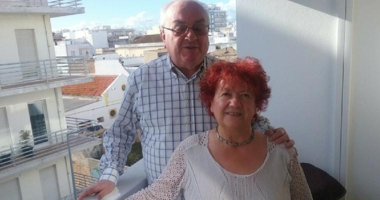 Pensionati in Portogallo: la storia di Oreste e Marina